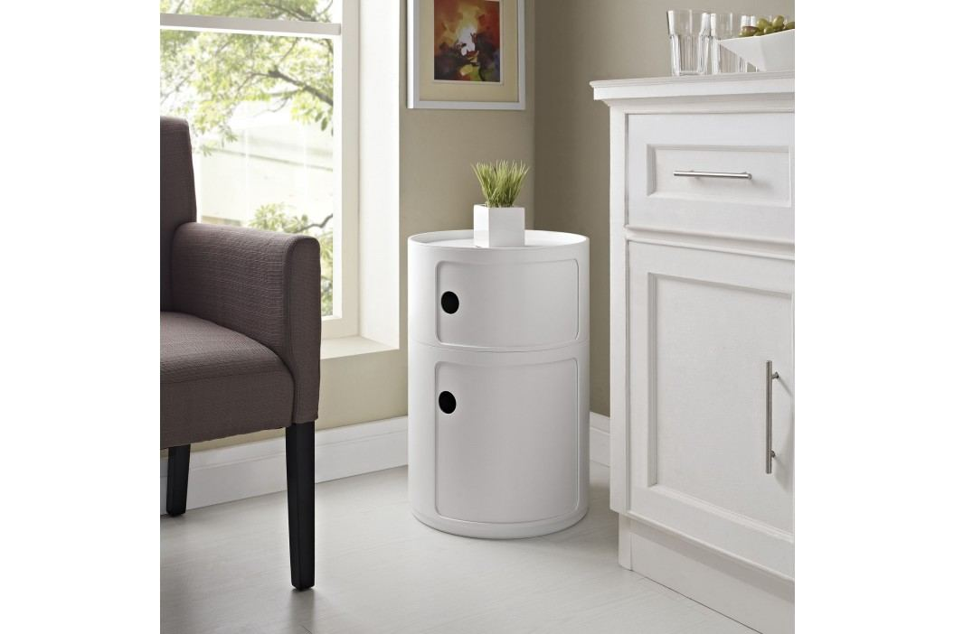 Orbit Storage Module in White Accessories