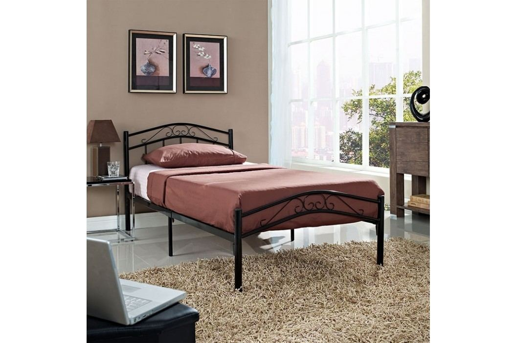 Townhouse Twin Bed in Black Beds
