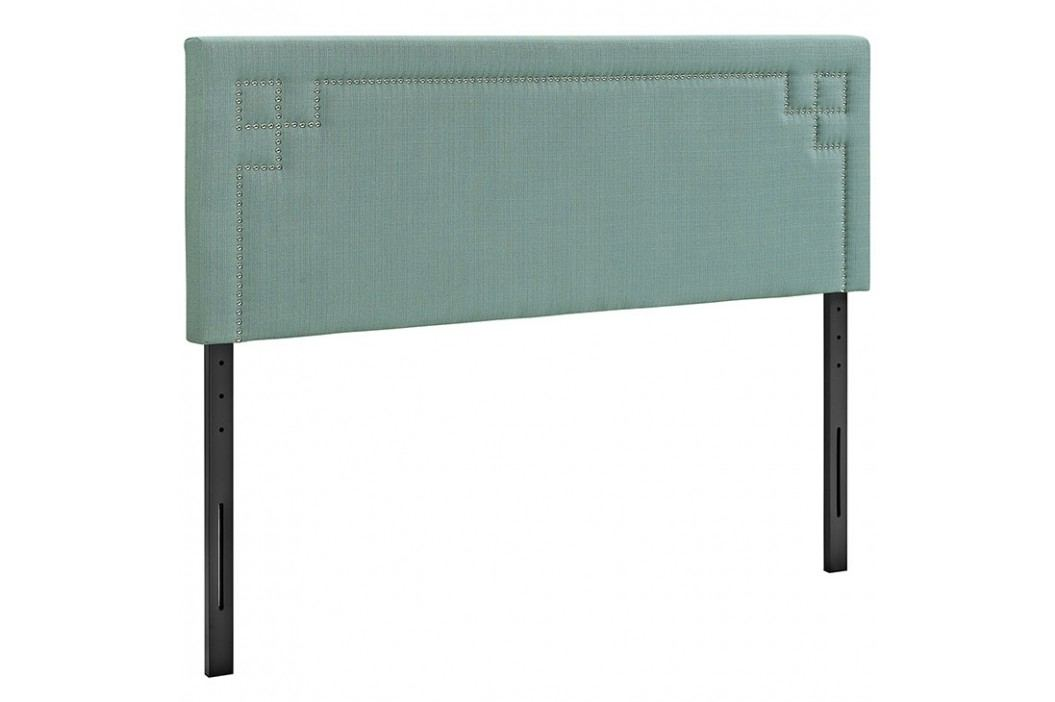 Josie Queen Fabric Headboard in Laguna