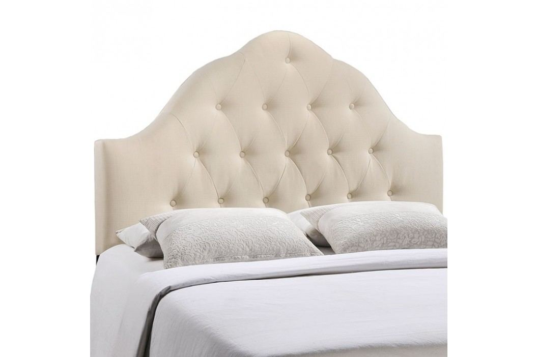 Sovereign Full Fabric Headboard in Ivory Beds