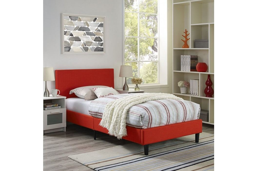 Anya Twin Bed in Atomic Red Beds