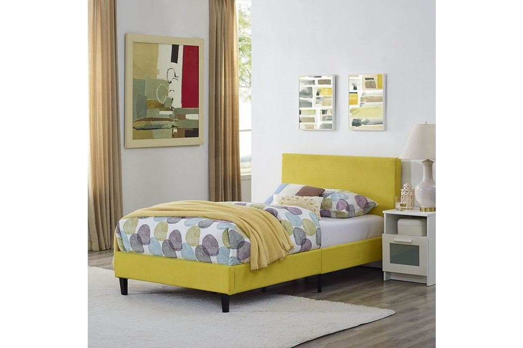 Anya Twin Bed in Sunny Beds