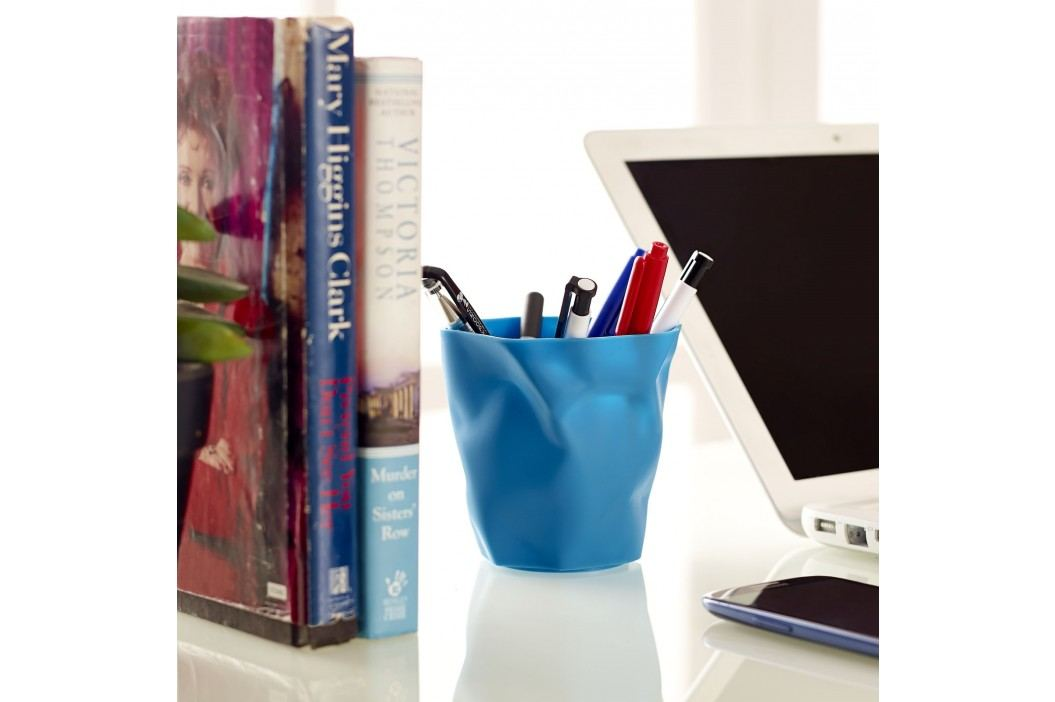 Lava Pencil Holder in Blue Accessories