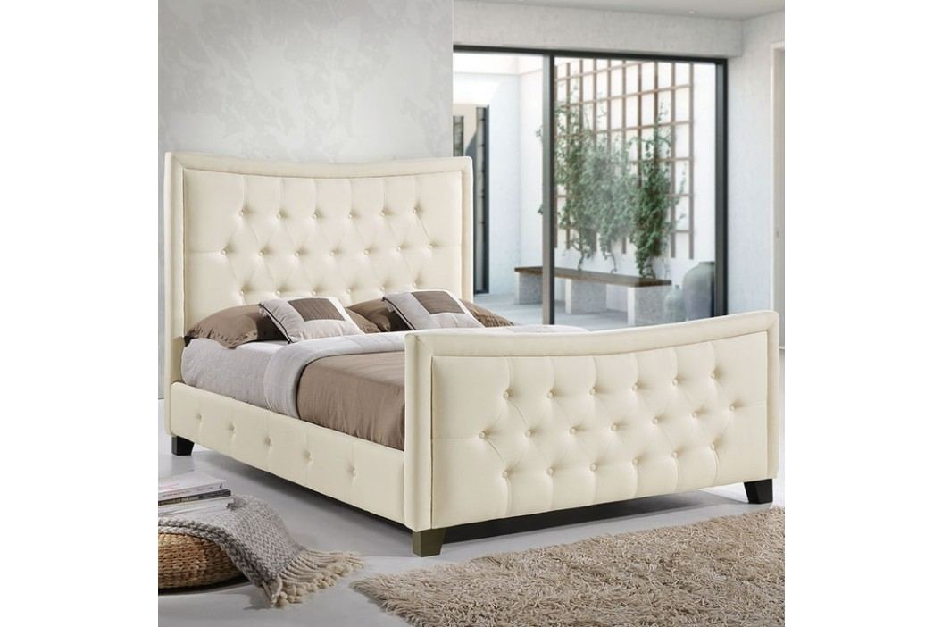 Claire Queen Bed in Ivory Beds