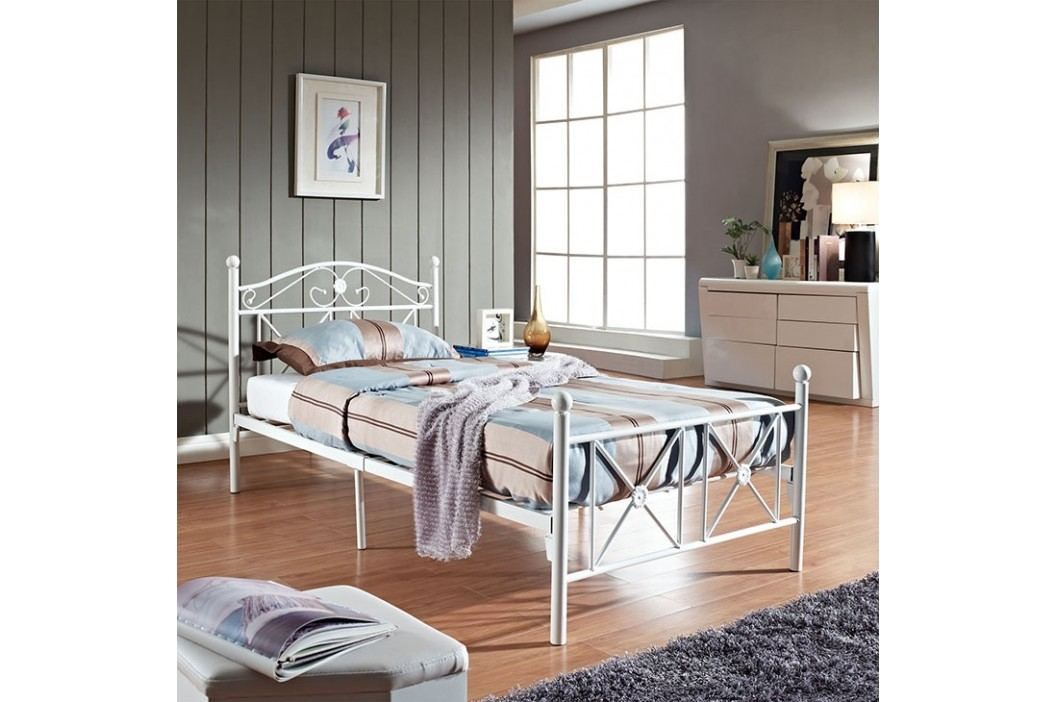 Cottage Twin Bed in White Beds