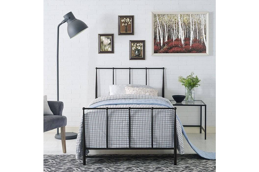 Estate Twin Bed in Brown Beds