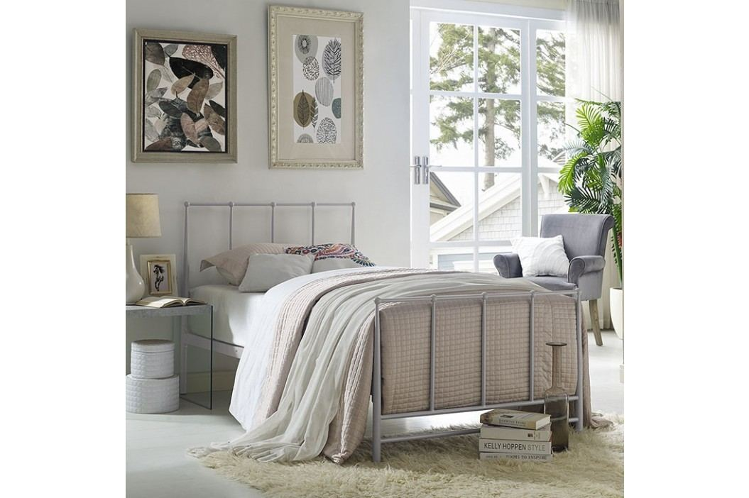 Estate Twin Bed in Gray Beds