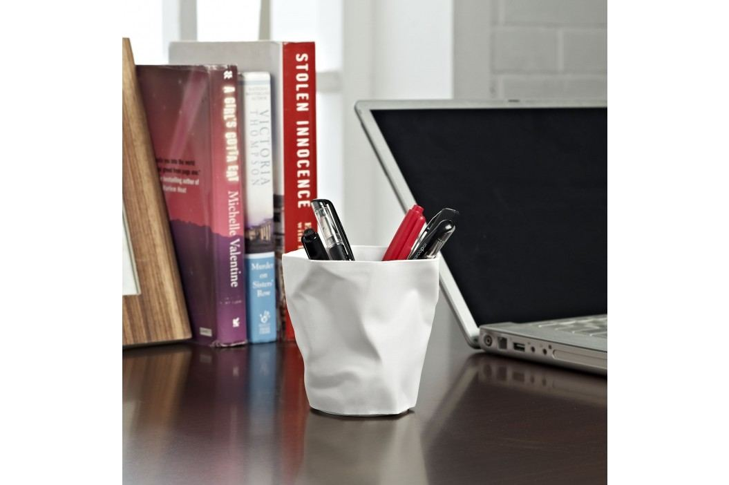 Lava Pencil Holder in White Accessories