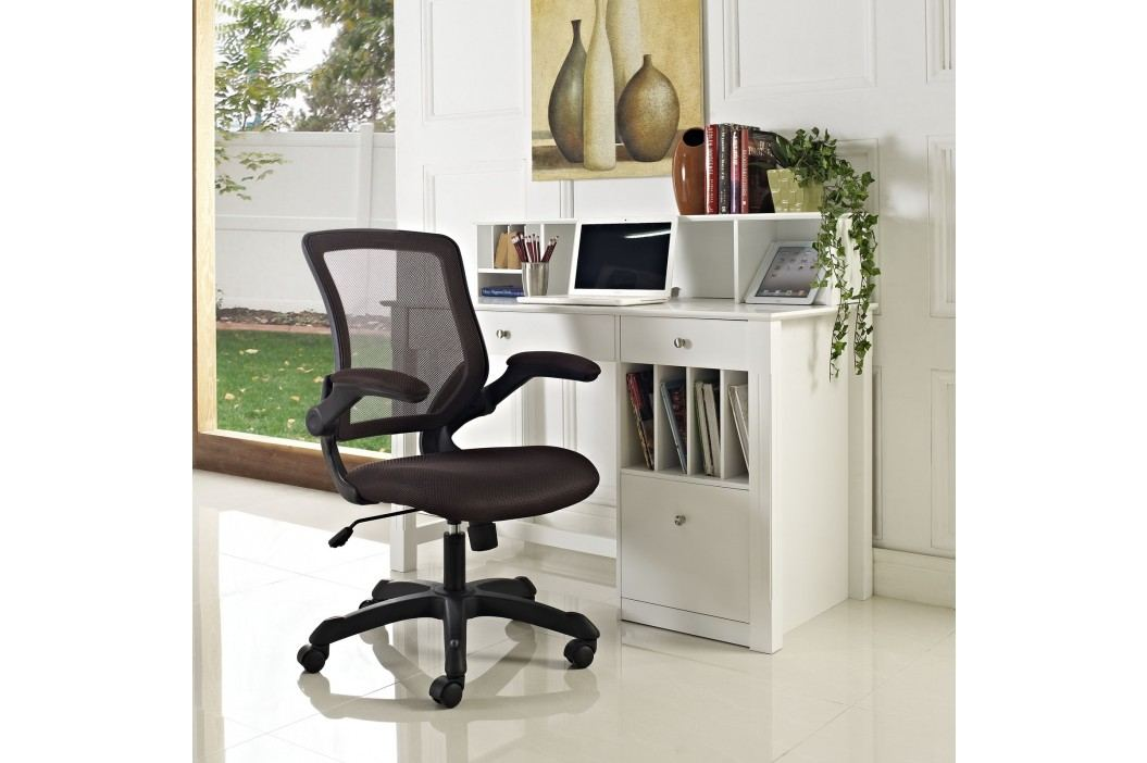 Veer Mesh Office Chair in Brown Office Chairs