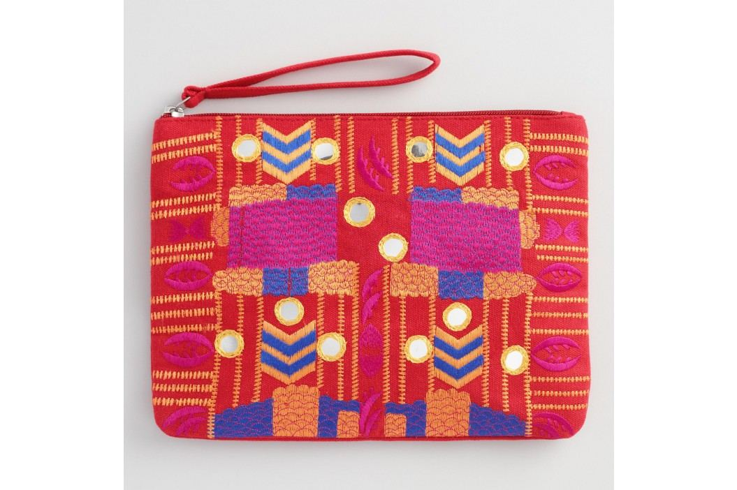 Red Mirror Pouch by World Market Products
