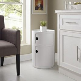 Orbit Storage Module in White