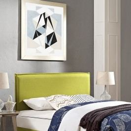 Camille King Fabric Headboard in Wheatgrass