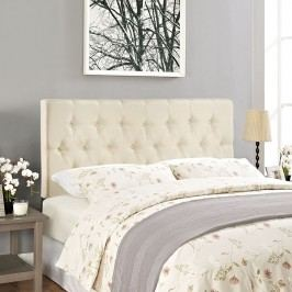 Clique Full Headboard in Ivory