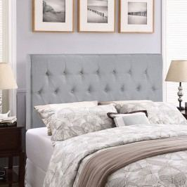 Clique Queen Headboard in Sky Gray
