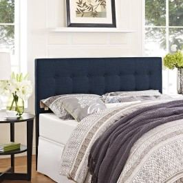 Emily King Fabric Headboard in Navy