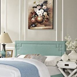 Josie King Fabric Headboard in Laguna