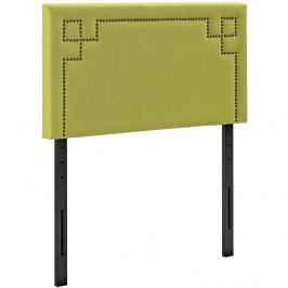 Josie Twin Fabric Headboard in Wheatgrass