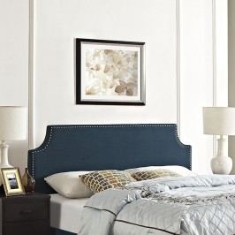 Laura King Fabric Headboard in Azure