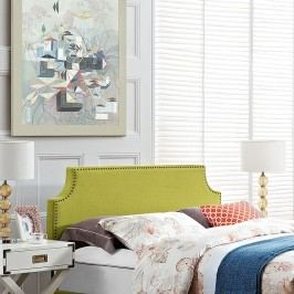 Laura King Fabric Headboard in Wheatgrass