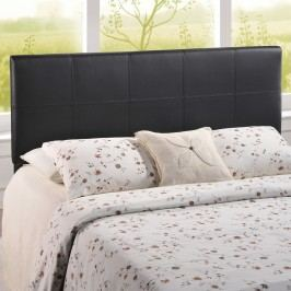 Oliver Queen Vinyl Headboard in Black