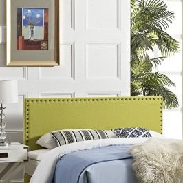 Phoebe Full Fabric Headboard in Wheatgrass