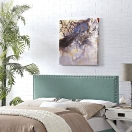 Phoebe King Fabric Headboard in Laguna