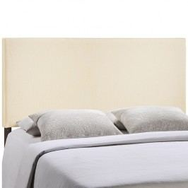 Region Full Upholstered Headboard in Ivory