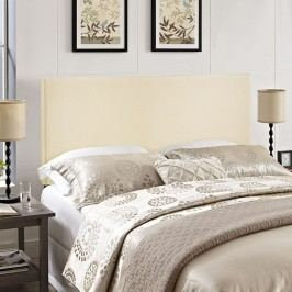 Region Queen Upholstered Headboard in Ivory