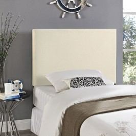 Region Twin Upholstered Headboard in Ivory