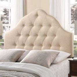 Sovereign Full Fabric Headboard in Beige