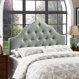Sovereign Full Fabric Headboard in Gray