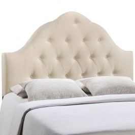 Sovereign King Fabric Headboard in Ivory