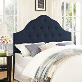 Sovereign Queen Fabric Headboard in Navy