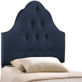 Sovereign Twin Fabric Headboard in Navy