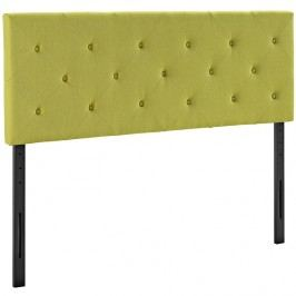 Terisa Queen Fabric Headboard in Wheatgrass
