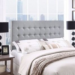 Tinble Queen Headboard in Sky Gray