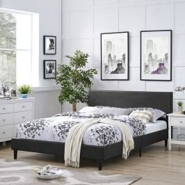 Anya Queen Bed Frame in Black