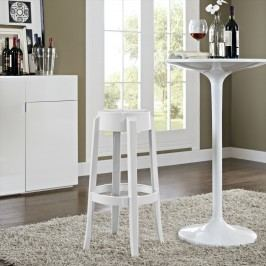 Casper Bar Stool in White