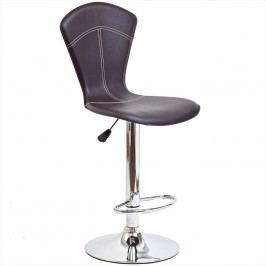 Cobra Bar Stool in Brown