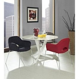Cordelia Dining Armchair in Red