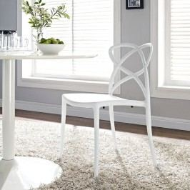 Enact Dining Side Chair in White