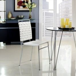 Fuse Dining Side Chair in White