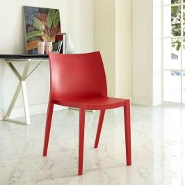 Gallant Dining Side Chair in Red