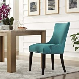 Marquis Fabric Dining Chair in Teal