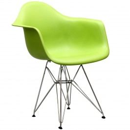Paris Dining Armchair in Green