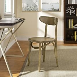 Skate Dining Side Chair in Natural