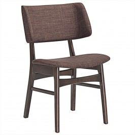 Vestige Dining Side Chair in Walnut Mocha