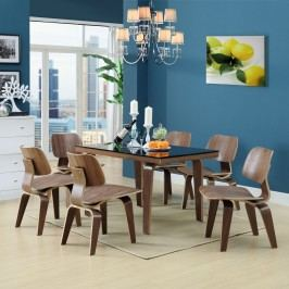 Fathom Dining Chairs Set of 2 in Walnut
