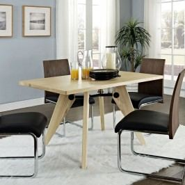 Landing Wood Dining Table in Natural