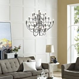 Starbright Chandelier in Black